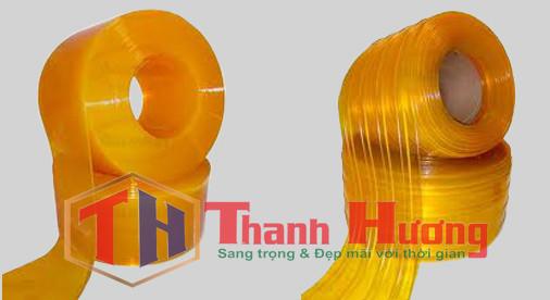 Cuộn Rèm Nhựa PVC Ngăn Côn Trùng
